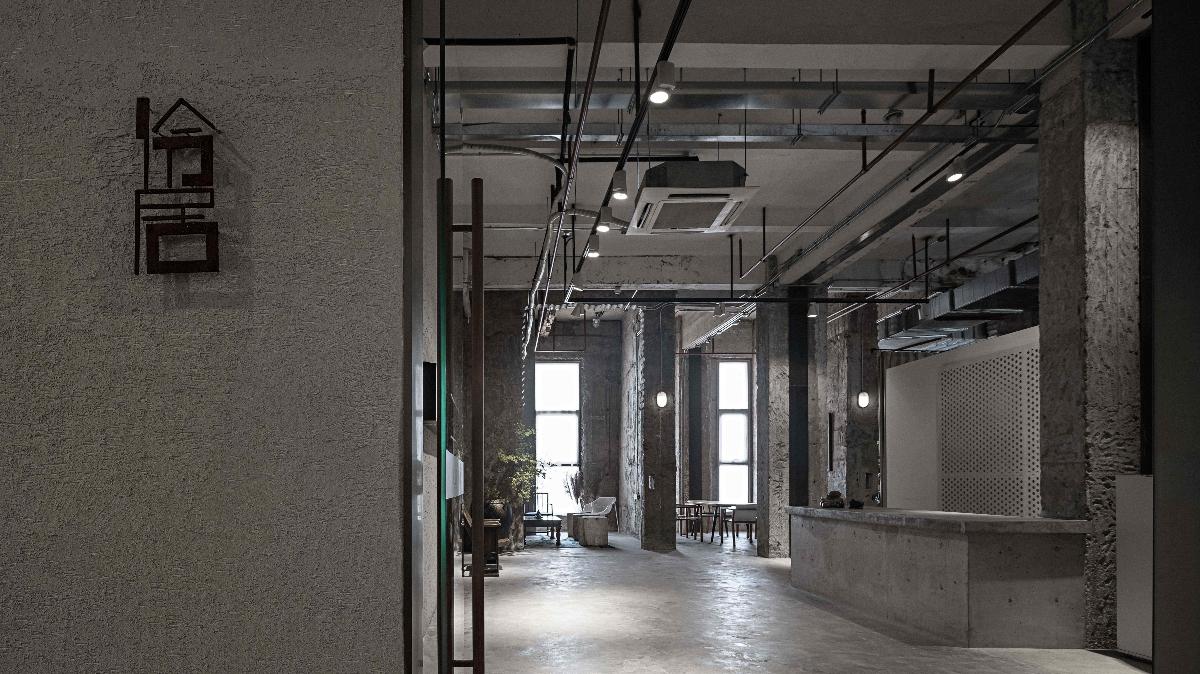 建筑空间摄影 ‖ 伶居设计广州总部办公