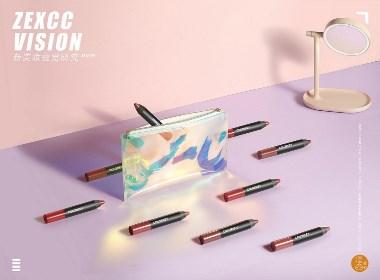 colorkdy唇膏笔 ✖泽西摄影 | 新美妆视觉研究