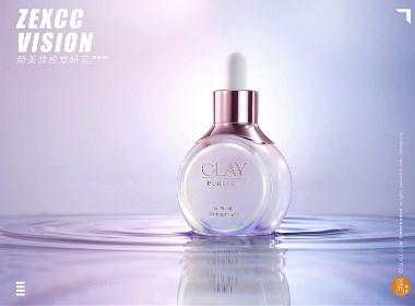 OLAY流光瓶 ✖ 泽西摄影 | 新美妆视觉