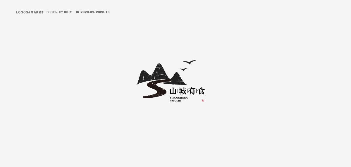 2020.10-11月丨标志精选合集