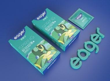 伊梦尔-避孕套品牌包装设计|衡水瑞智博诚设计