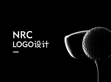 NRC高尔夫球器械LOGO设计