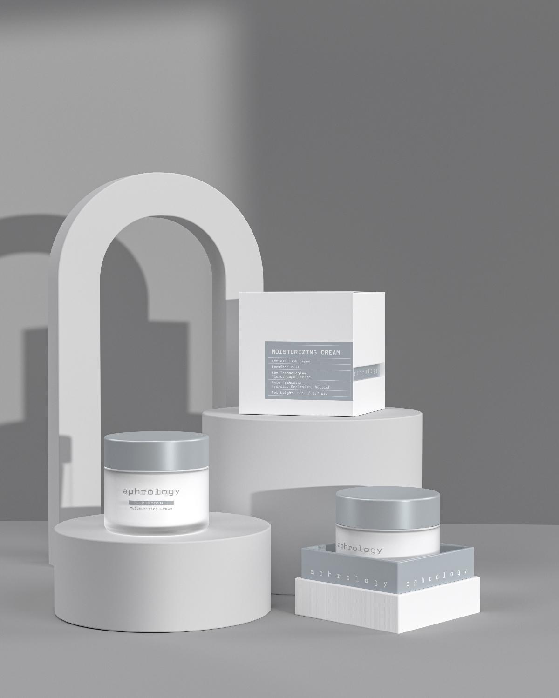 Hellolink | 高端护肤化妆品品牌产品系列全套包装设计