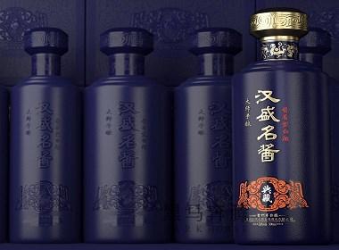 贵州酱香型白酒包装设计-黑马奔腾设计