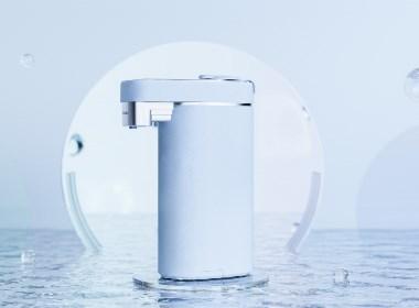 Müeller 德国觅乐   口袋饮水机 工业设计   2019