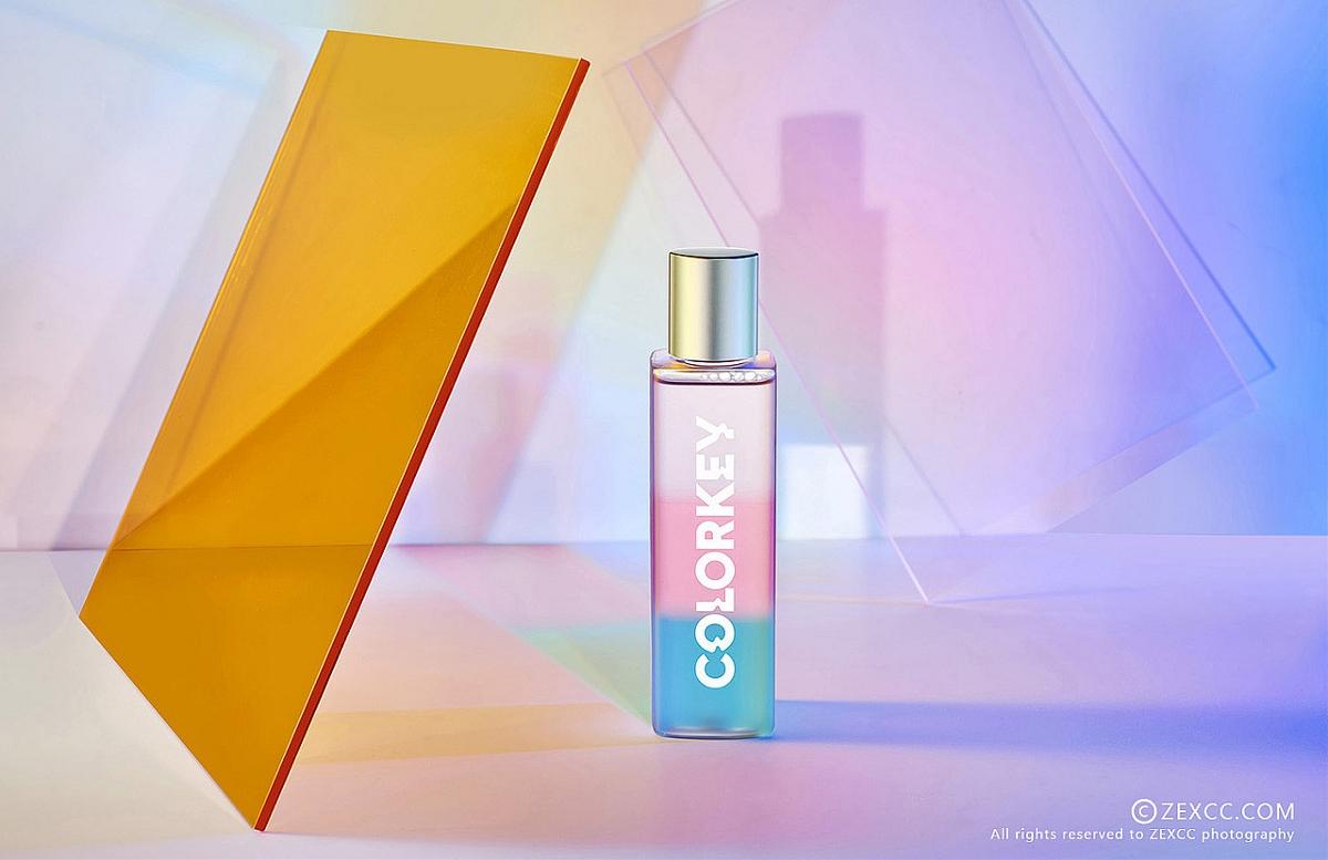 COlORKEY彩虹油 ✖ 泽西摄影 | 新美妆视觉