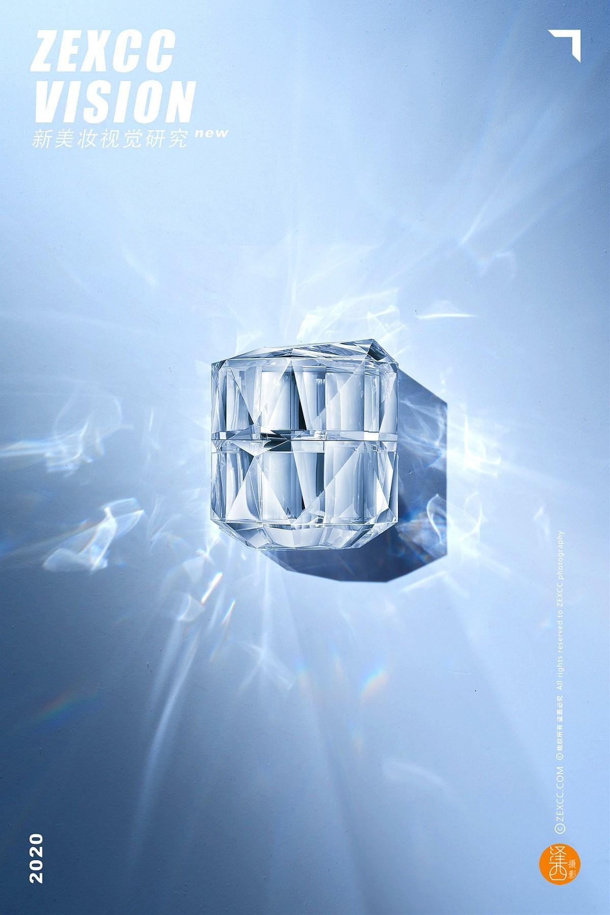 平衡霜 ✖ 泽西摄影 | 新美妆视觉