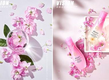 蔻斯汀洗发水 ✖ 泽西摄影 | 新美妆视觉