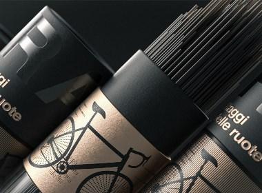 刷新以往的面条包装印象的创意包装设计