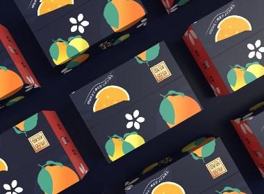 桔柚包装盒、甜心柚包装盒、橙子橘子春见水果通用礼盒
