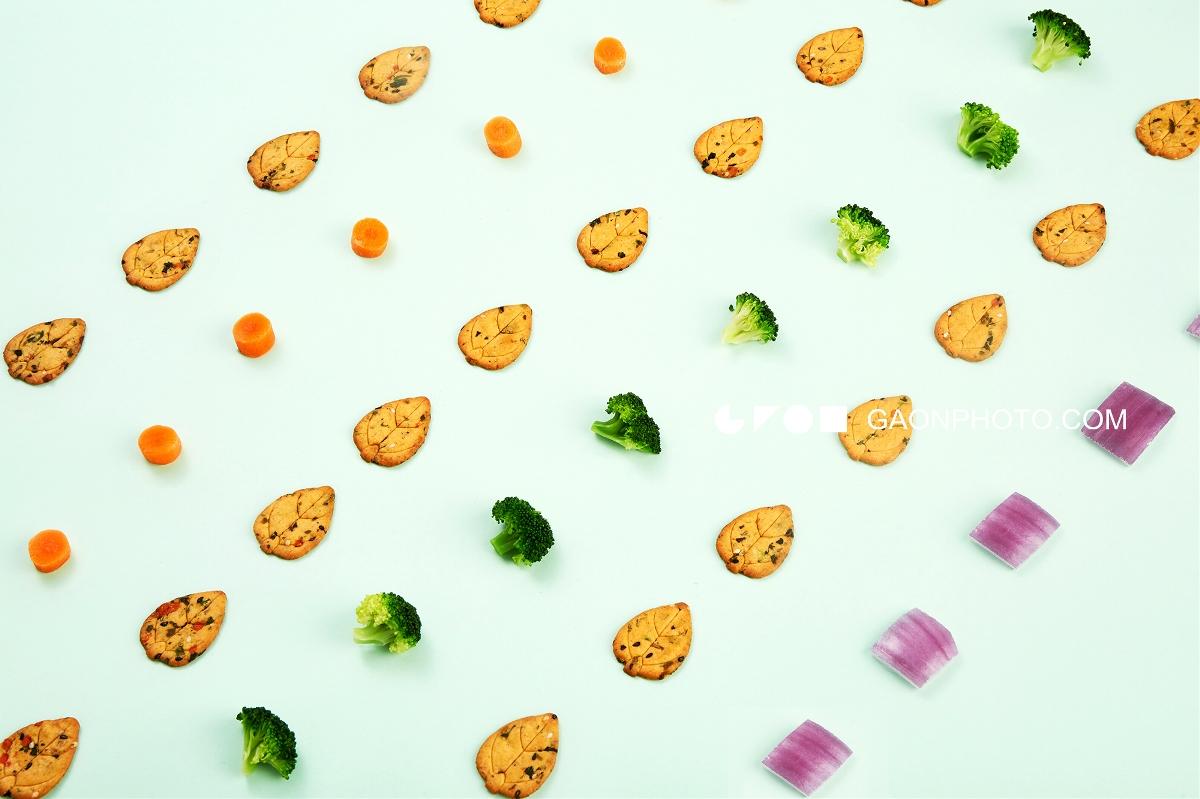 高恩广告#零食创意场景图拍摄