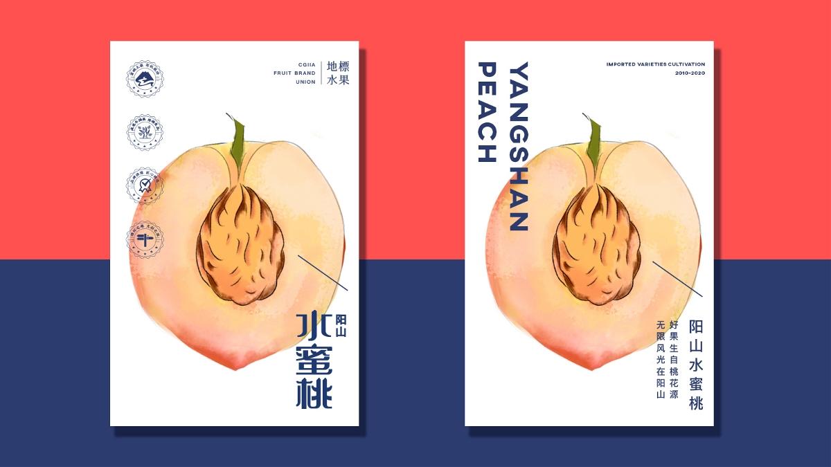 青柚设计 × 国家级地标产品 丨 一篮水果的创造力 !!!
