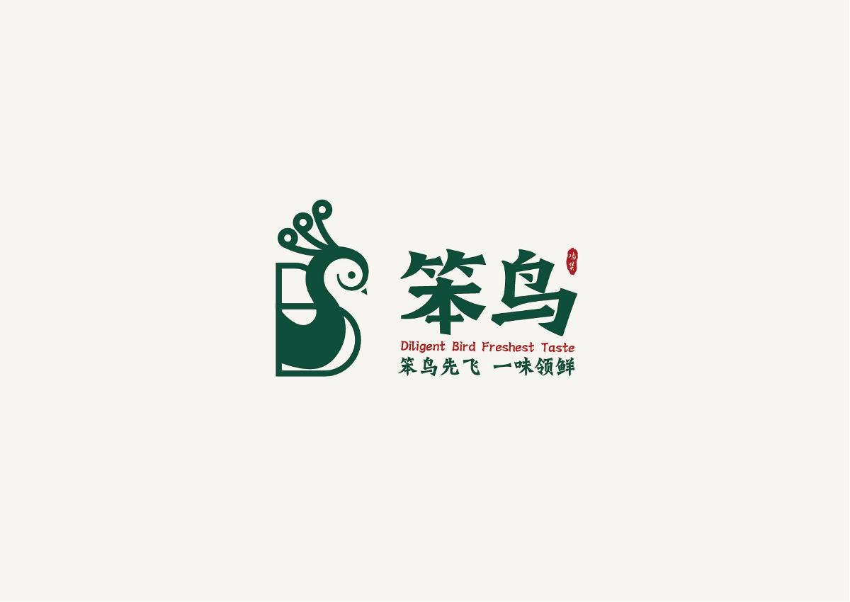 笨鸟鲍鱼鸡餐饮品牌策划