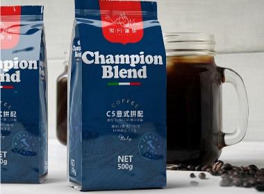 SilverMona银月咖啡包装系列包装设计 | 摩尼视觉原创
