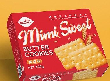 HUMAMA饼干系列包装设计 | 摩尼视觉原创
