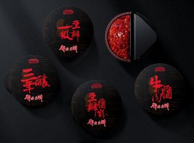 郫县豆瓣酱包装设计----觉素创意