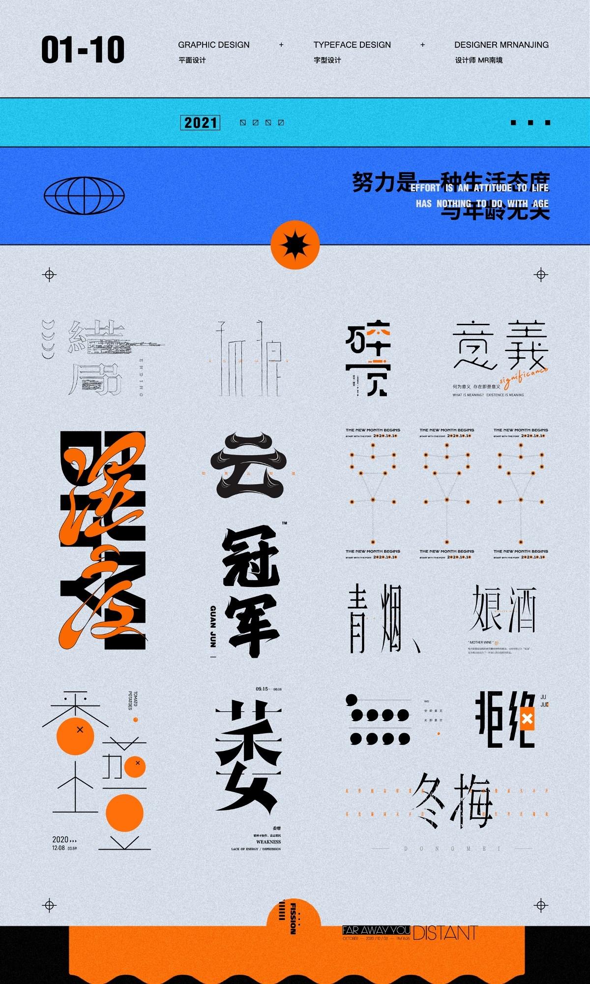 字體設計-FONT DESIGN (二)
