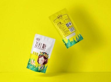 安轩源 | 红糖品牌产品系列设计