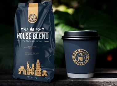 NAM PHONG越南咖啡包装设计|摩尼视觉原创