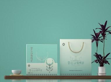 清明茶包装设计