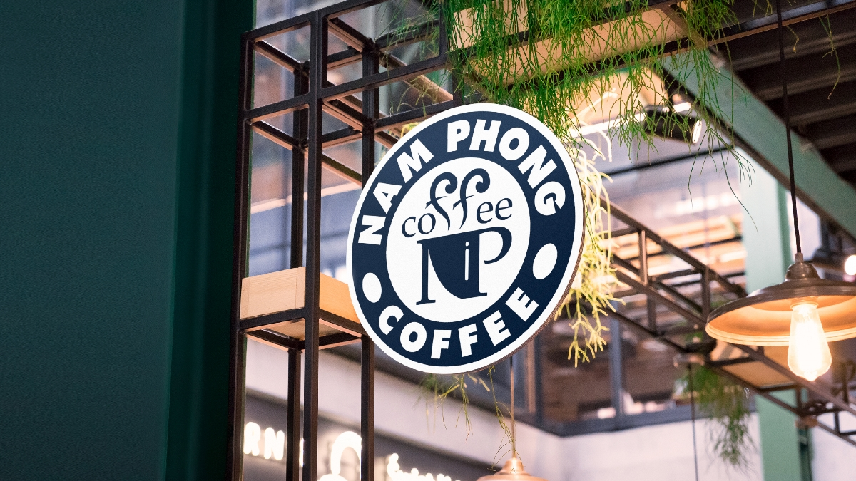 NAM PHONG越南咖啡包装设计 摩尼视觉原创