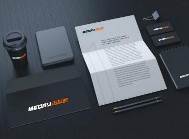 MECRU迈科路 | 品牌VIS视觉识别系统设计