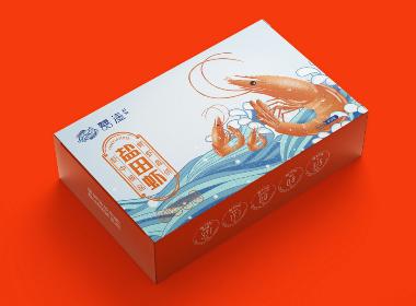盐田虾包装设计