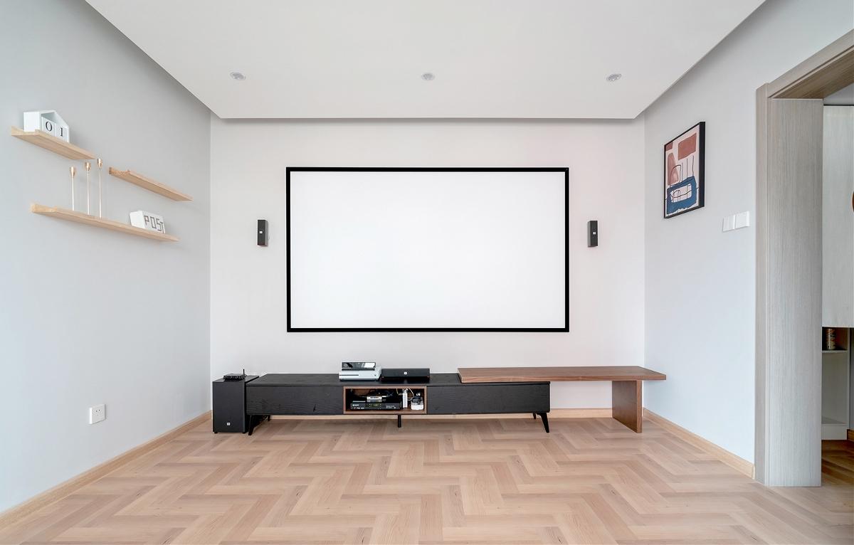 72㎡三居室,他们用音乐成就品质生活