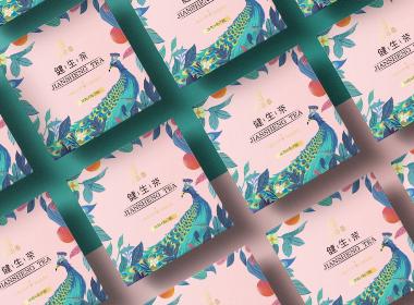 望茗春| 一款属于年青人的健生茶