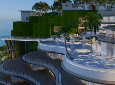 昆明星空酒店——AD国际岸狄建筑