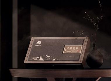 牧茸仙森冬虫夏草礼盒设计