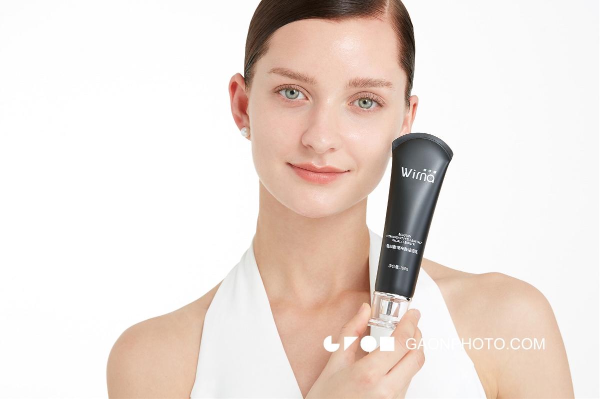 高恩广告×维尔娜护肤产品广告拍摄