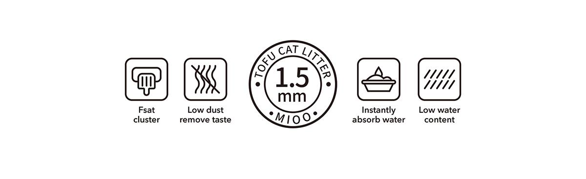 MIOO高端豆腐猫砂