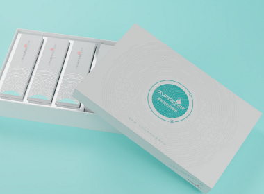 包装 | Mantan宫本颜抑菌产品新案,设计够科技范儿