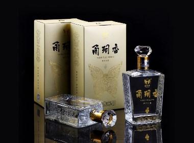 甬玥香 X 精诚智美 | 葡萄白酒品牌包装设计
