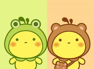油爆青蛙和油爆熊