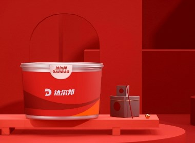 DARBAG-达尔邦 | 涂料品牌设计