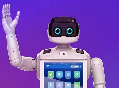 服务机器人丨商用机器人丨各类机器人ID设计丨拥有多年机器人ID设计经验