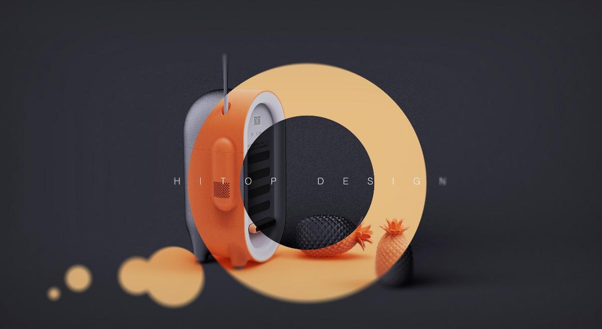 黑桃设计- '宇航员小O' 前来报到