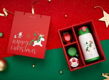 果語控股 × 楓橋設計「Happy Christmas」