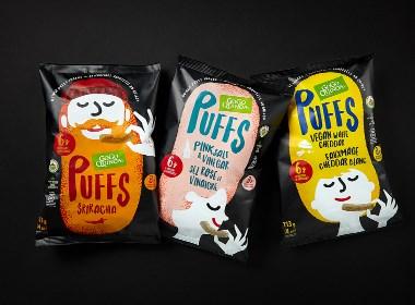 插畫與包裝設計欣賞 | 手繪 創意 有趣 趣味 食品