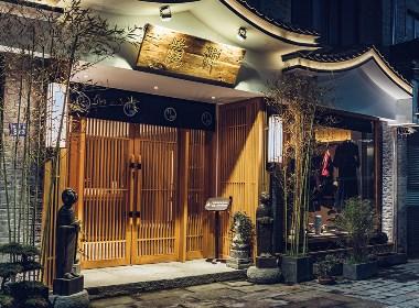 久栖·乌镇朴禅民宿酒店丨一份乌镇优雅宁静的禅意空间设计