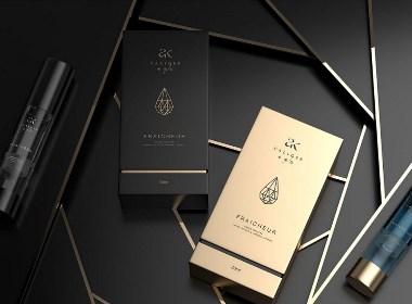 卡奈尔品牌包装设计