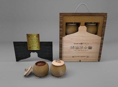 手信礼盒 × 斯沃德设计 潮汕沙茶酱