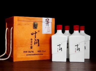 叶问白酒包装设计