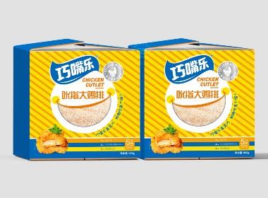 冷冻食品包装设计-四喜包装设计