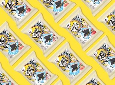 六鹿设计x奶白兔-跳跳夹心饼系列