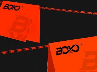 BON-VOYAGE运动俱乐部品牌设计第三阶段