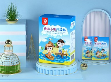 儿童辅食包装设计