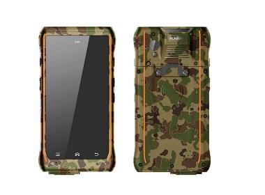 军用三防手持机设计